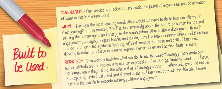 Pragmatic Viral And Strategy Explainations