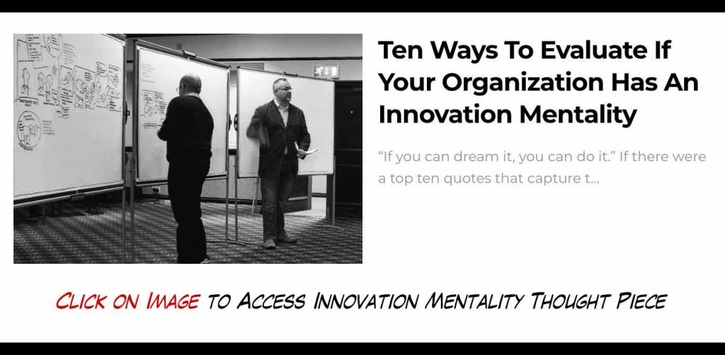 Innovation Mentality Image